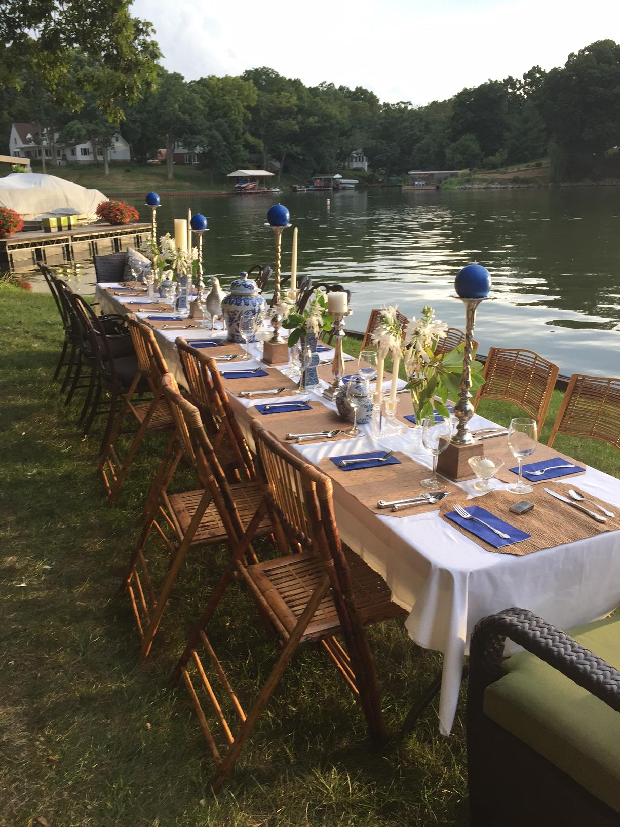 Lakeside Supper